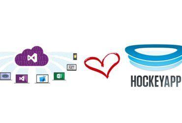 VSTS и HockeyApp