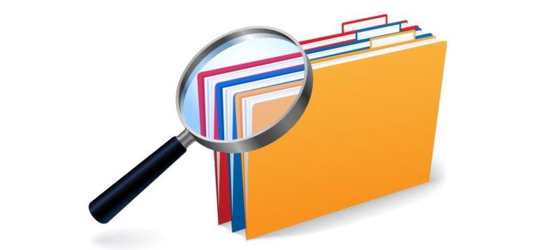 Поиск файлов в эмуляторе