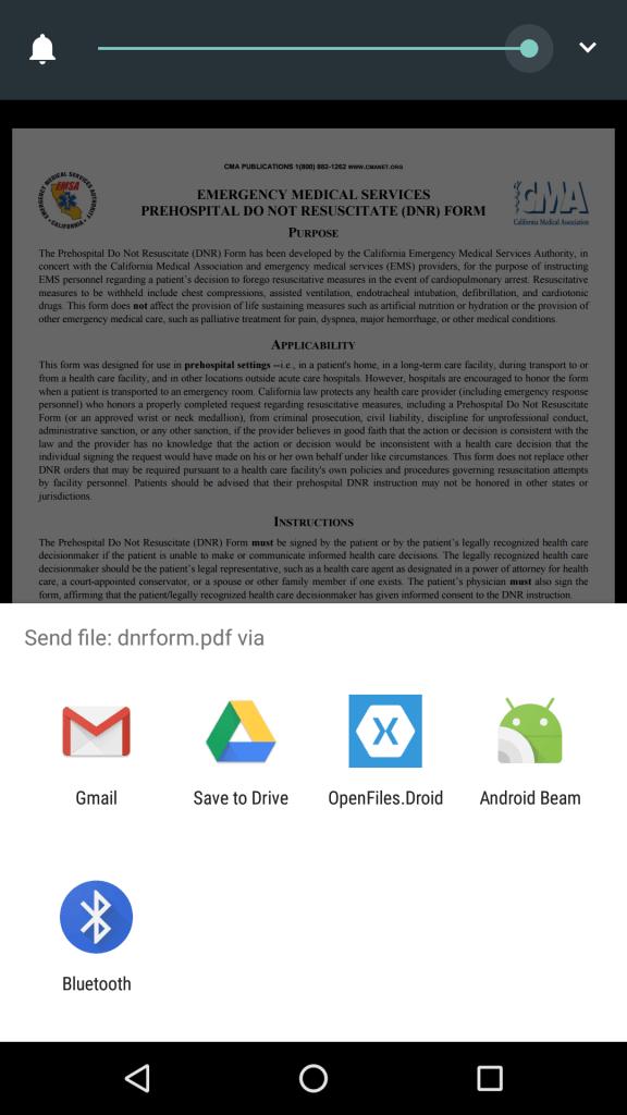 Android открыть файл