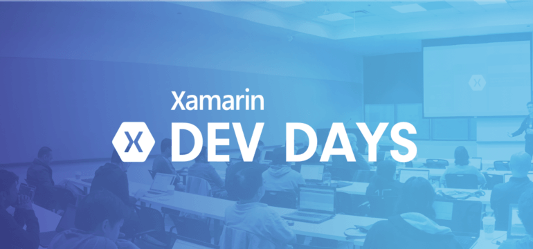 Xamarin Dev Days логотип